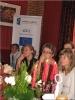 Uczestnicy konferncji z zaciekawieniem wysłuchują prelekcji